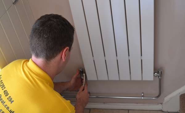 Radiator Installation Crawley